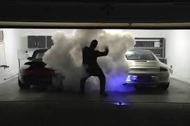 Repelling Robbers and Foiling Burglars and Thieves with Security Fog