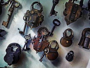 Padlocks as a Medium for Security