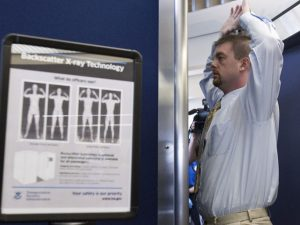 Airport Security Scanners: are they hazardous to your health?