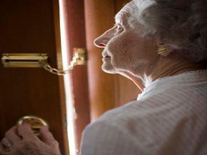 Self Defense for The Elderly